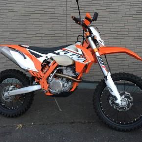 USED 2012 350EXC-F SIXDAYS