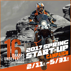 2017 SPRING START-UP CAMPAIGN ADVENTURE