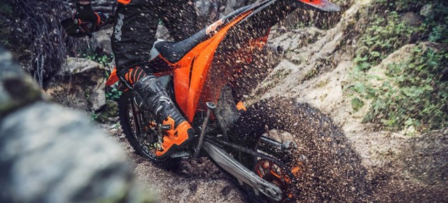KTM ENDURO MODEL  【MASTER OF EXTREMES】
